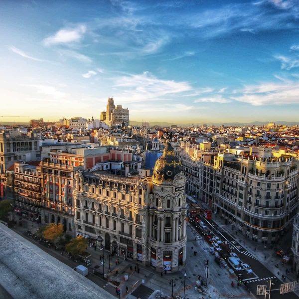 Madrid Tu Fin de Curso