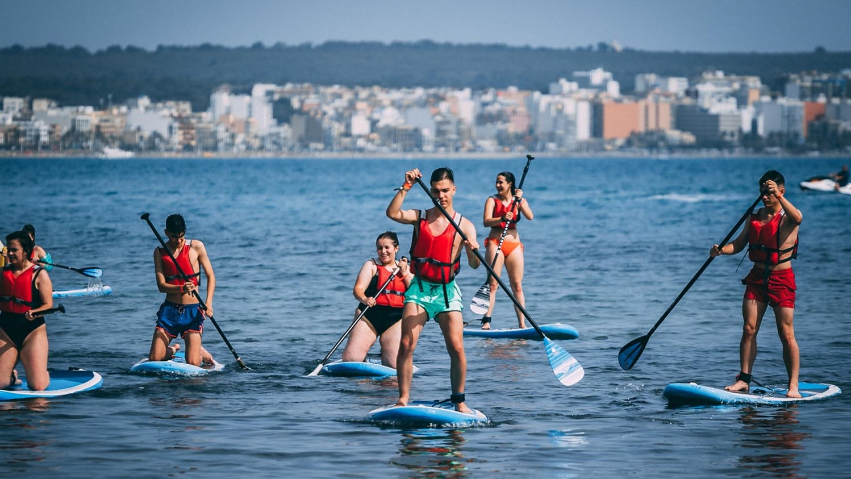 Tu Fin de Curso - Paddle Surf