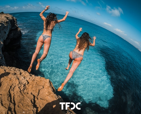 TFDC Cliff Jumping